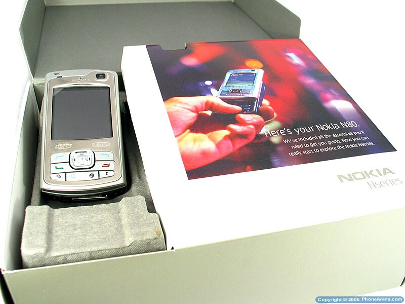 how to use nokia n80