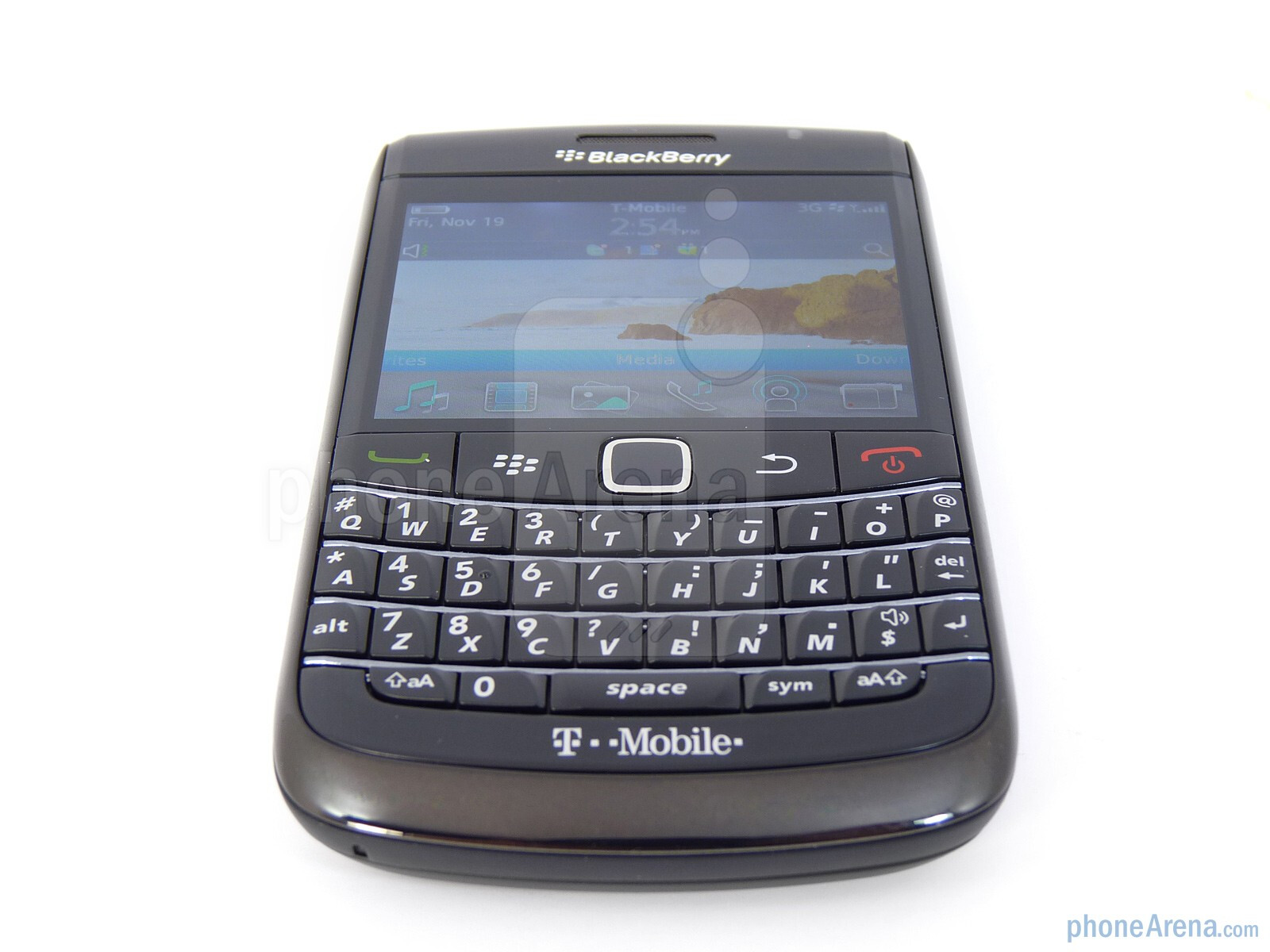 rim blackberry bold 9780 review phonearena. Black Bedroom Furniture Sets. Home Design Ideas