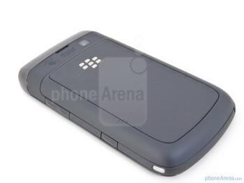 Back - RIM BlackBerry Bold 9780 Review