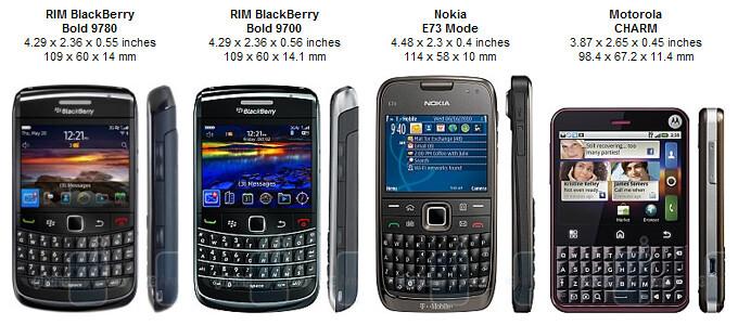 RIM BlackBerry Bold 9780 Review - PhoneArena
