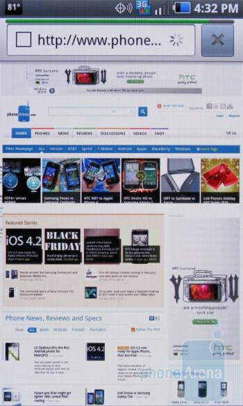 Samsung Continuum vs Samsung Fascinate