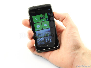 HTC 7 Trophy Review