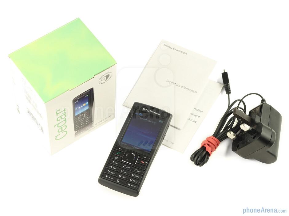 Sony Ericsson Cedar Review