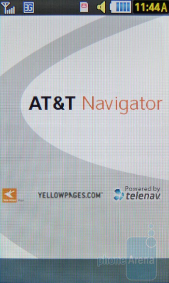 The AT&T Navigator - Samsung Solstice II Review