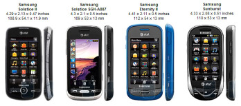 samsung solstice ii review rh phonearena com Samsung Solstice Case Samsung Solstice Case