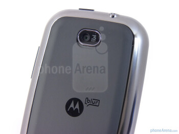 Back - Motorola Bravo Review