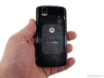 The overall size of the Motorola DROID Pro is good - Motorola DROID Pro Review