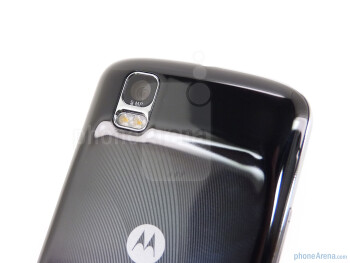 Back - Motorola DROID Pro Review