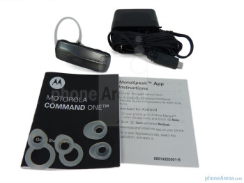 Motorola Command One Review