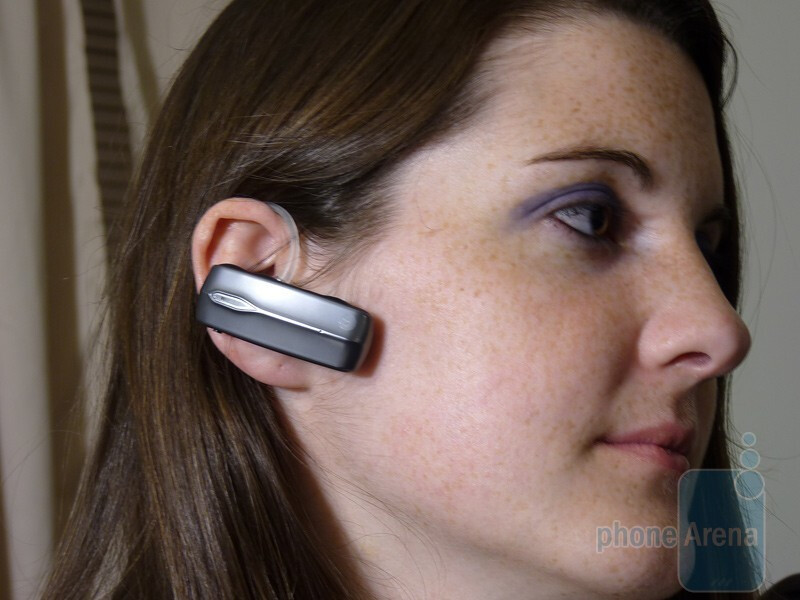 parasom headset how to wear