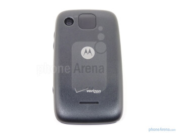 The sides of the Motorola CITRUS - Motorola CITRUS Review