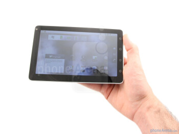 The ViewSonic ViewPad 7 is a thick tablet with presence - ViewSonic ViewPad 7 Review