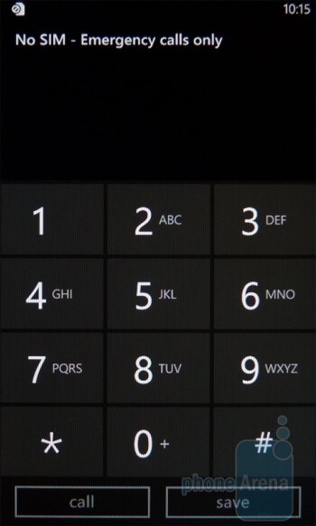 Dialpad - On-screen keyboards - LG Quantum Review