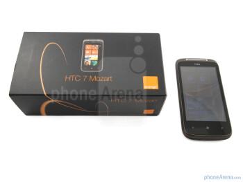 HTC 7 Mozart Review