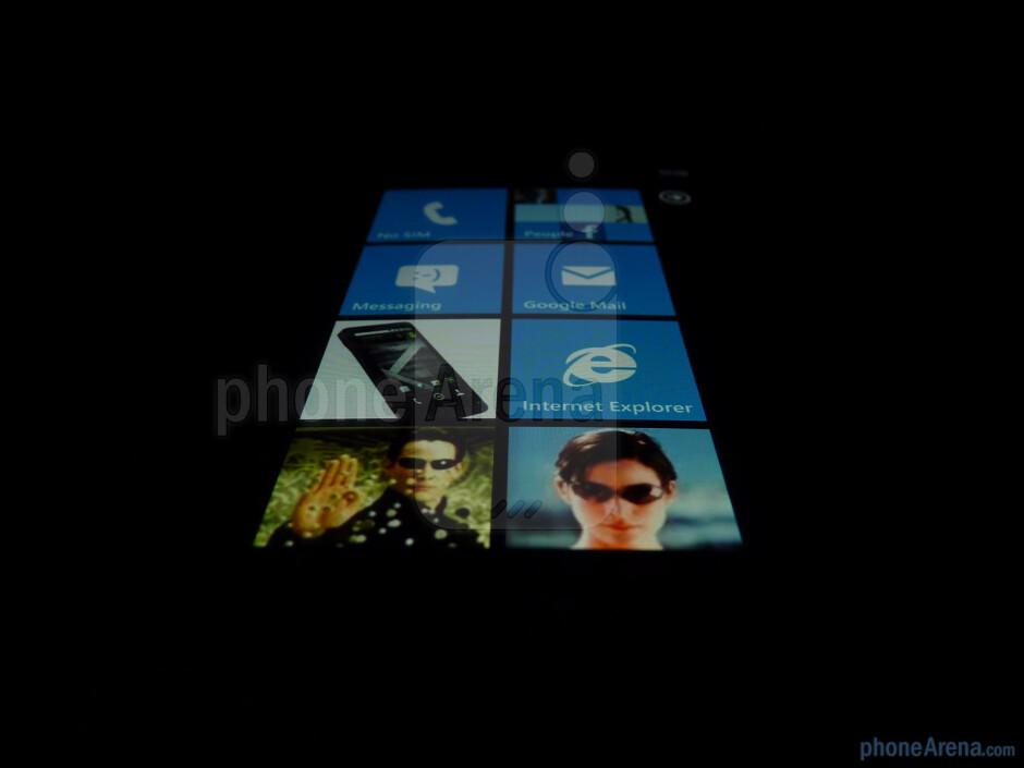 Viewing angles of the Dell Venue Pro - Dell Venue Pro Review