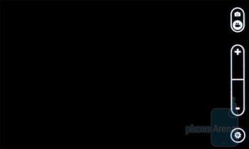 Camera interface - Dell Venue Pro Review