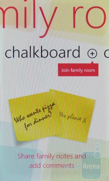 Family Room - Dell Venue Pro Review