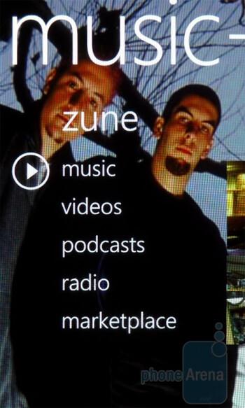 Zune - Dell Venue Pro Review