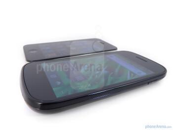 Google Nexus S vs Apple iPhone 4