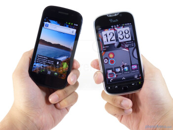 Google Nexus S vs T-Mobile myTouch 4G