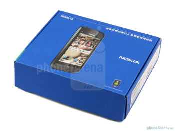 Nokia C5-03 Review