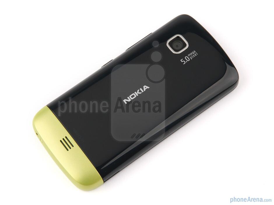 Back - Nokia C5-03 Review