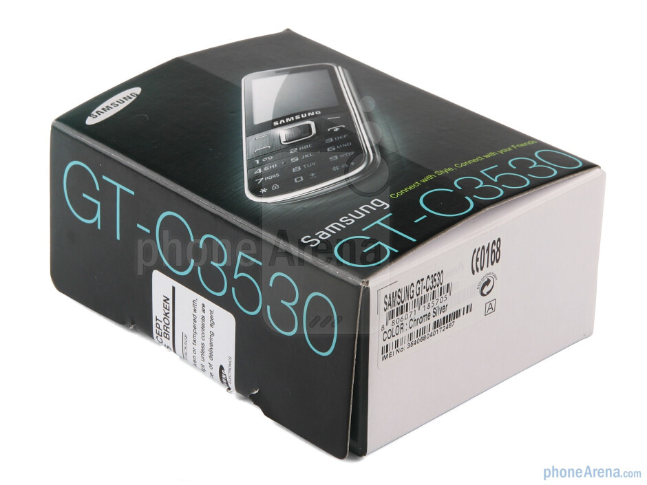 Samsung C3530 Review