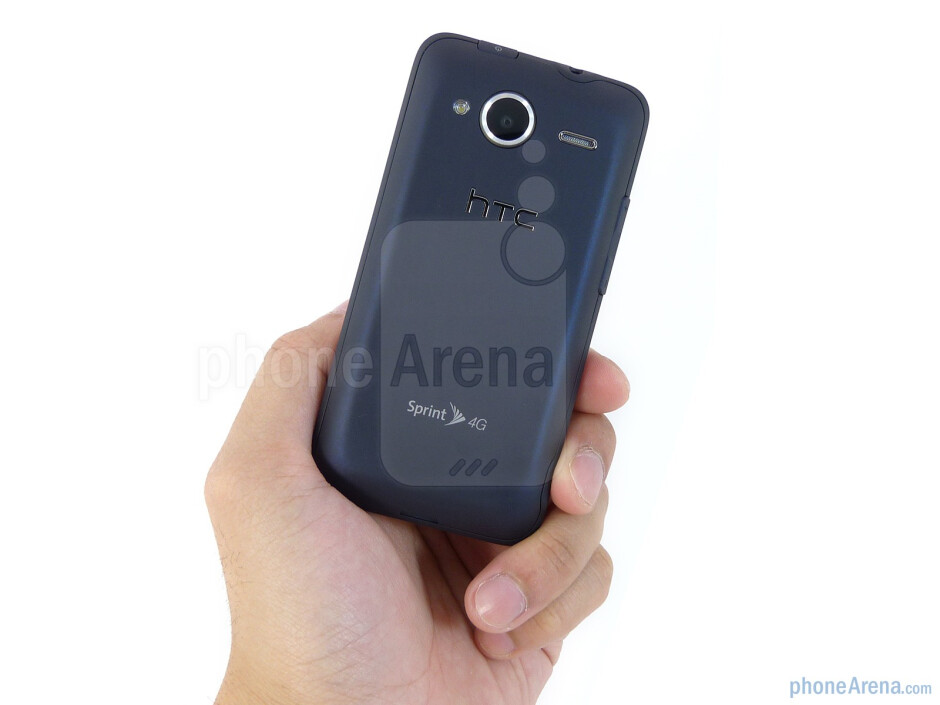 The EVO Shift 4G exudes an impeccable industrial design and quality construction - HTC EVO Shift 4G Review