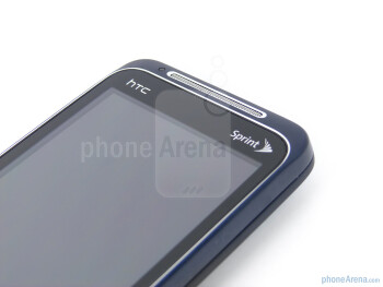 "The smartphone flaunts a 3.6"" TFT display - HTC EVO Shift 4G Review"