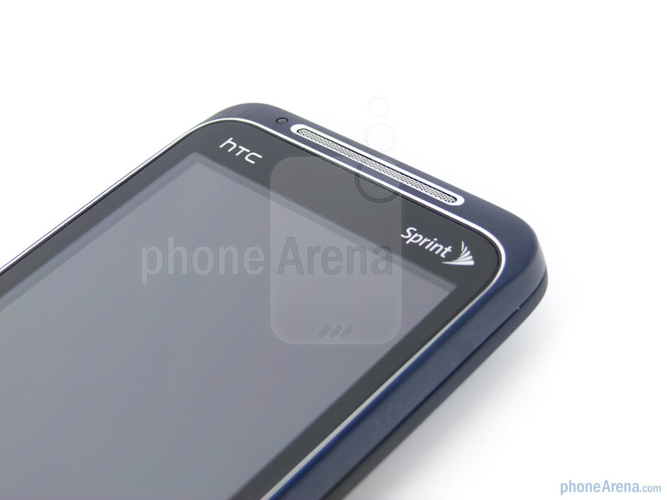 """The smartphone flaunts a 3.6"""" TFT display - HTC EVO Shift 4G Review"""