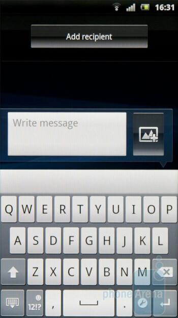 Sony Ericsson Xperia arc Preview