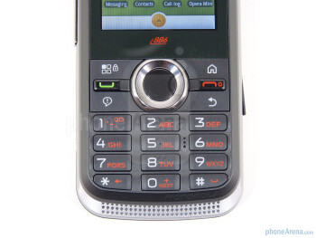 The Motorola i886 is a very solid candybar phone - Motorola i886 Review