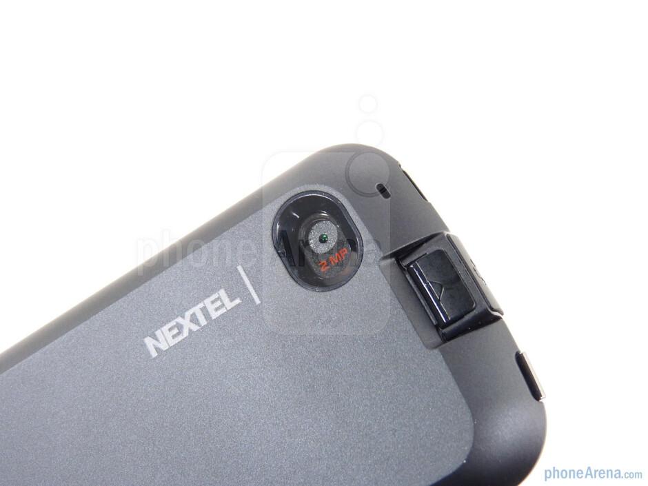 Camera - Motorola i886 Review