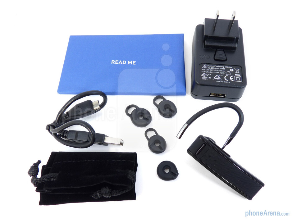 BlueAnt Q2 package and contents - BlueAnt Q2 Review