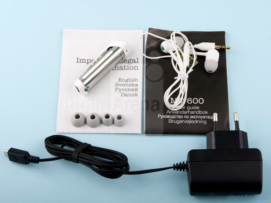 Sony Ericsson MW600 Review