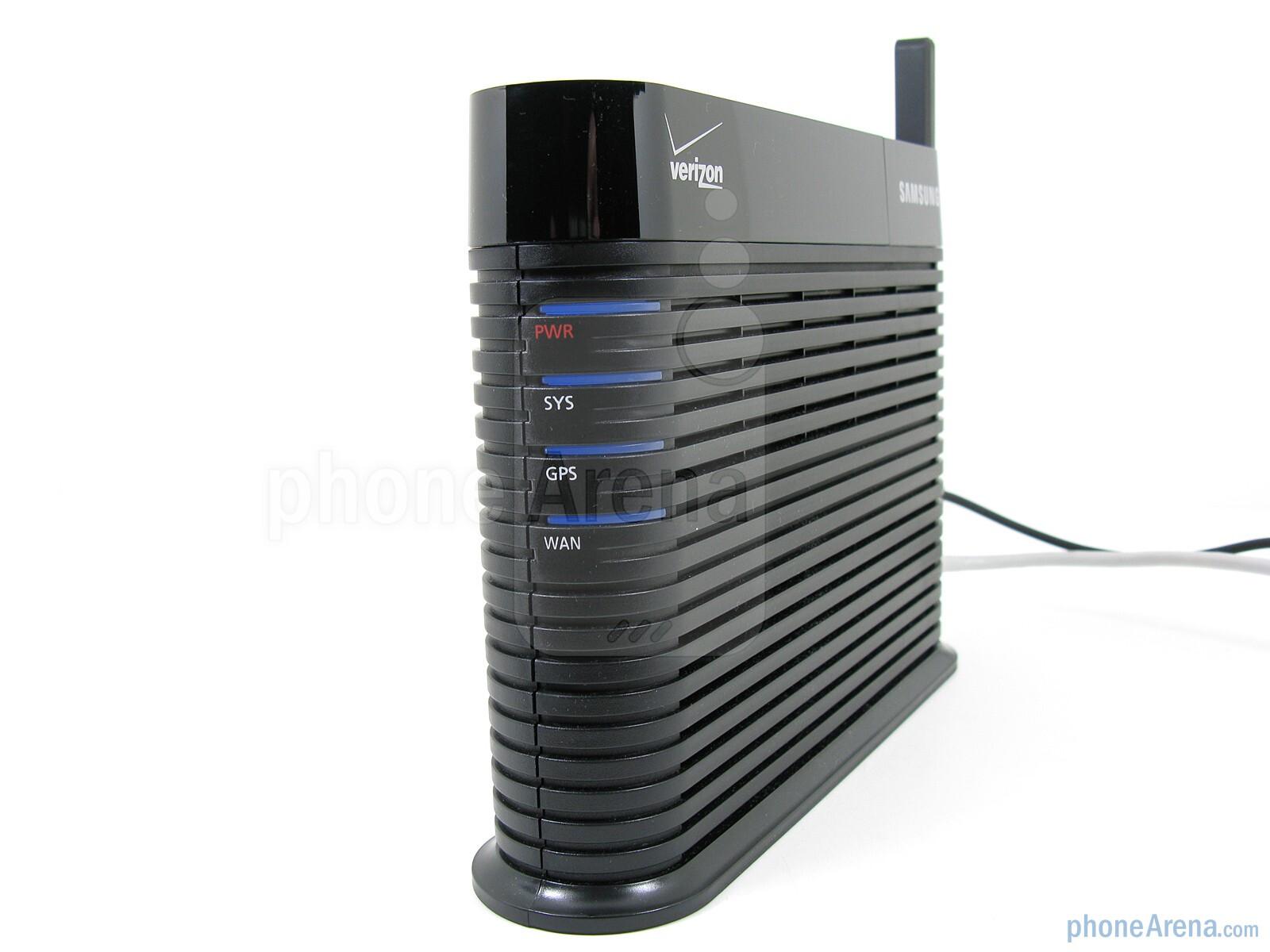 Verizon Network Extender Base Station - Samsung US