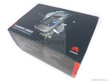 Huawei IDEOS X5 Preview