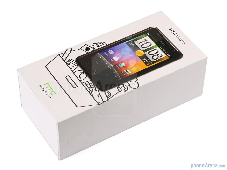 HTC Gratia Review