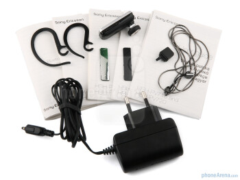 Sony Ericsson HBH-PV720 package and contents - Sony Ericsson HBH-PV720 Review