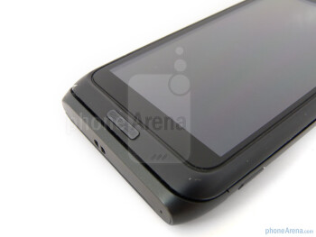 "The Nokia E7 has an ample 4"" AMOLED Clear Black Display - Nokia E7 Preview"