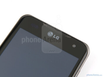 Front-facing camera - LG Optimus 2X Review
