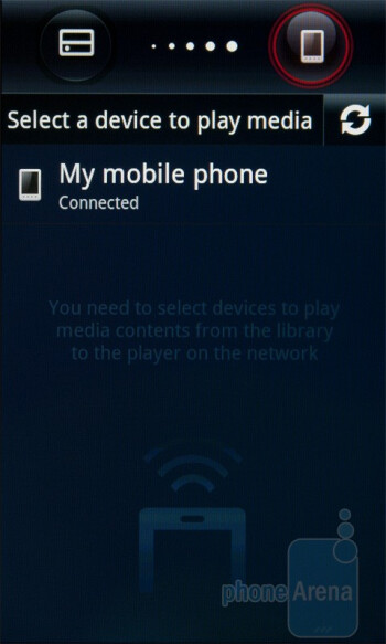 Connectivity options on the LG Optimus 2X - LG Optimus 2X vs Apple iPhone 4
