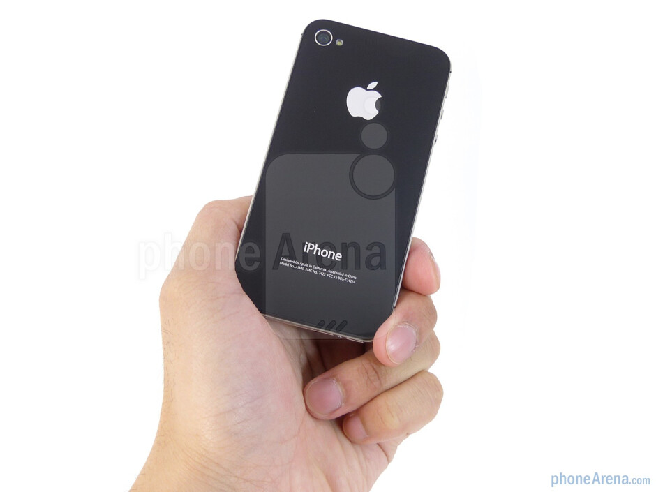 The Verizon iPhone 4 is one sleek, sexy, and classy looking smartphone - Verizon iPhone 4 Review