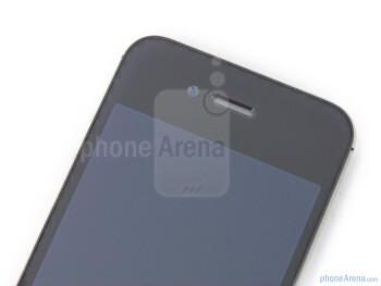 Front-facing camera - Verizon iPhone 4 Review
