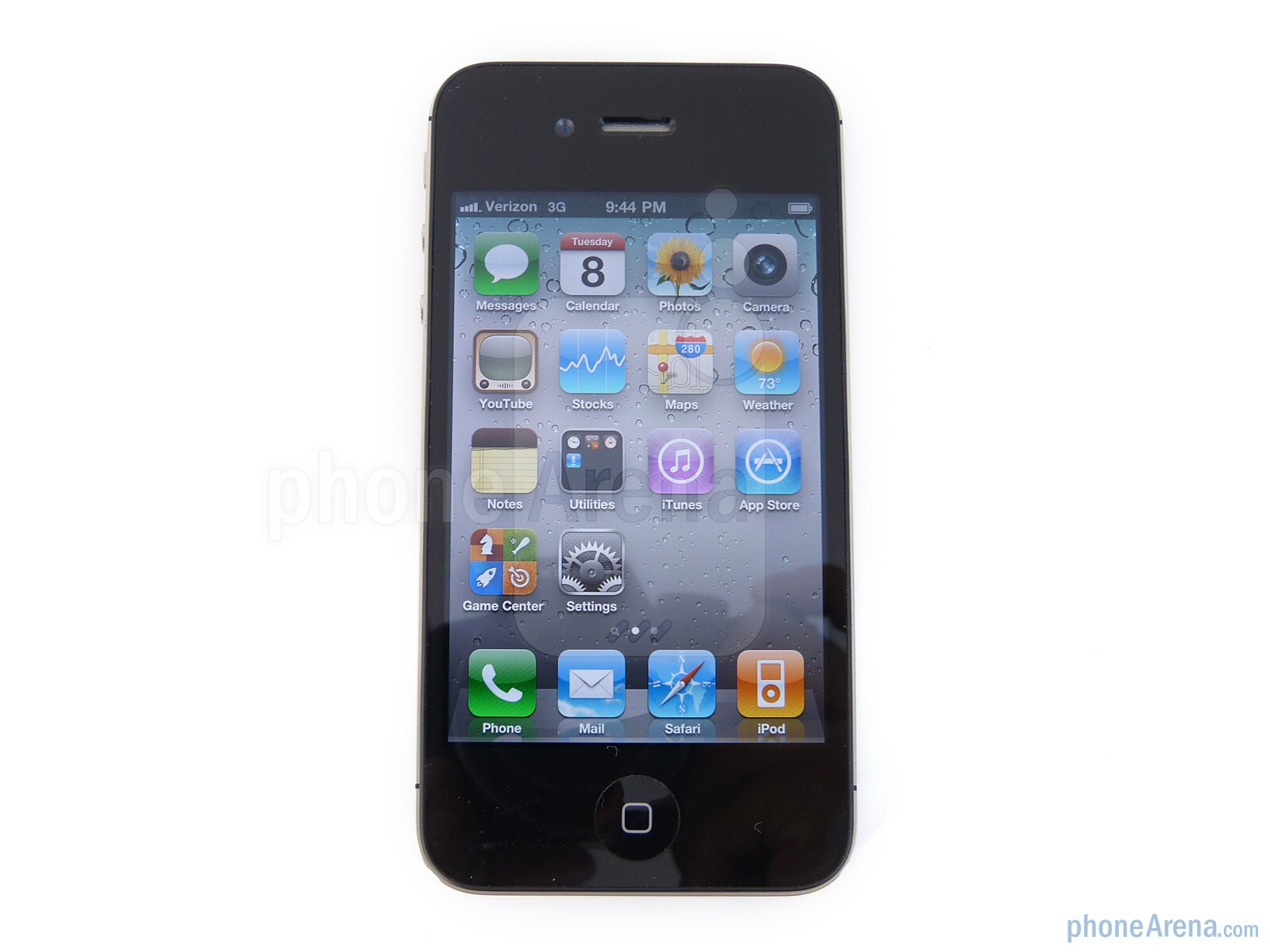 iphone 4 review verizon iphone 4 review 10877