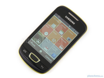 Samsung GALAXY mini Preview