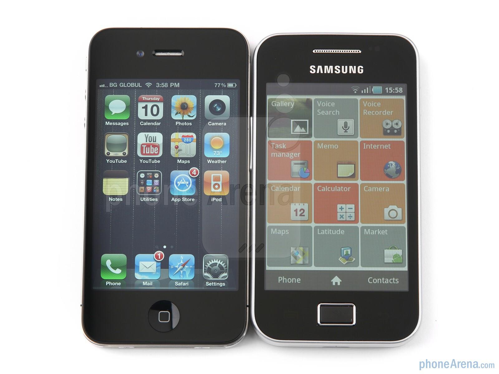 Samsung GALAXY Ace Preview - PhoneArena