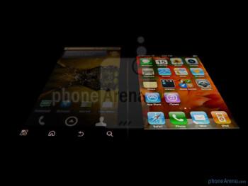 Verizon iPhone 4 vs DROID 2 Global