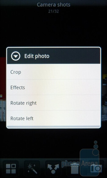 The Gallery App - HTC Inspire 4G Review