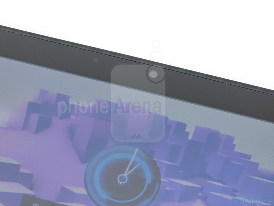 The 2MP front facing camera - Motorola XOOM Review